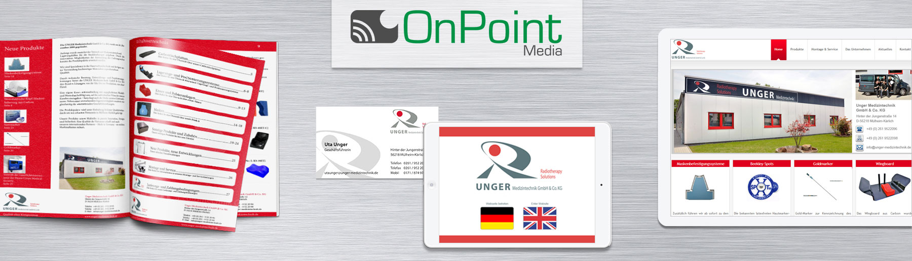 Full-Service Werbeagentur in Leisnig (Mittelsachsen)