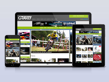 Gravity Magazine Referenz